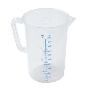 Мерный стакан, пластик 1 л Sunnex 518612