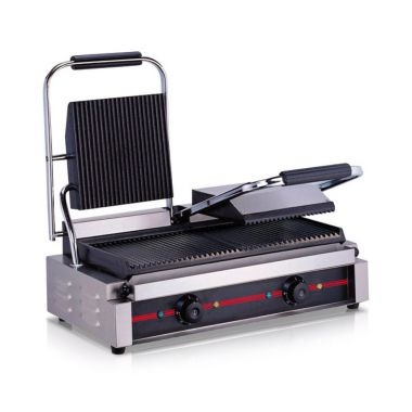 Гриль электрический прижимной Altezoro MN-813