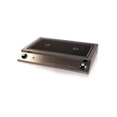 Плита стеклокерамическая 2-х постовая Altezoro NV-4500