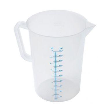 Мерный стакан, пластик 2 л Sunnex 518622