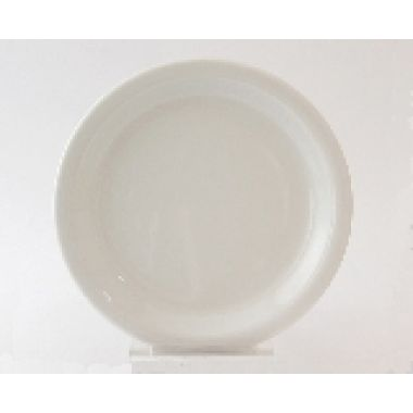 Тарелка 22,5 см серия Lubiana Ameryka 0132