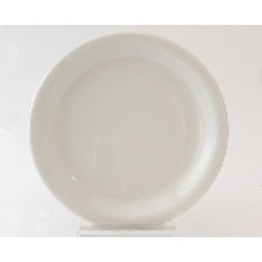 Тарелка 25 см серия Lubiana Ameryka 0136