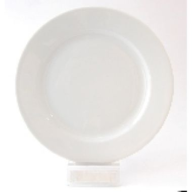 Тарелка плитка 22,5 см серия Lubiana Kaszub Hel 0232