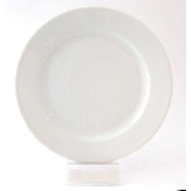 Тарелка плитка 24 см серия Lubiana Kaszub Hel 0234
