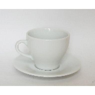 Чашка с блюдцем Lubiana Paula 1702/1712 (200 мл)