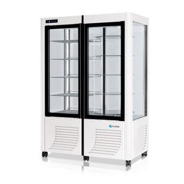 Витрина морозильная Scaiola 800ВТ