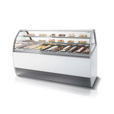 Витрина для мороженого ISA Millenium