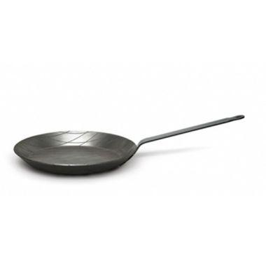 Сковорода низкая из нержавеющей чёрной стали с 1 ручкой d=28 см, h= 2,5 см Ballarini 3009.28