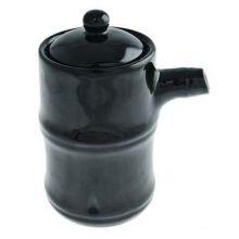 Чайник для соевого соуса чёрный V=110 мл, серия Fudo FoREST 751915