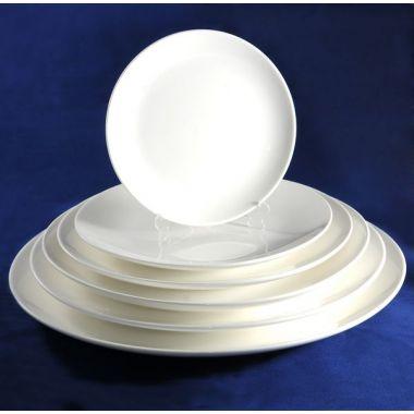 S0025 Тарелка круглая без борта 25 см