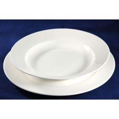 Тарелка суповая с бортом 22 см Altezoro S1524