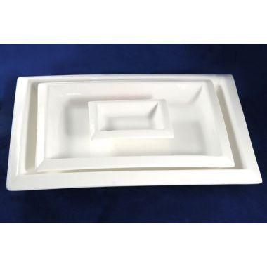 Тарелка квадратная 25 см Altezoro S5845