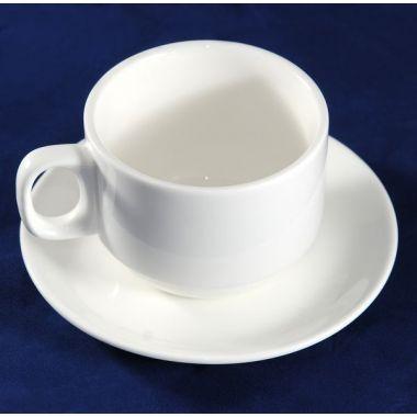 Чашка с блюдцем 100 мл Altezoro S4182+S2529