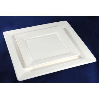 Тарелка квадратная с бортом 27 см Altezoro S0526