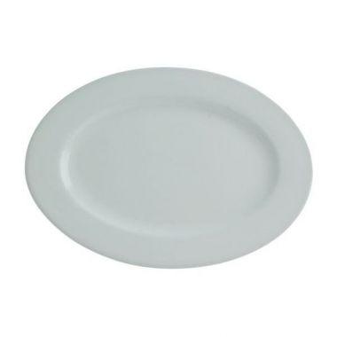 Блюдо овальное 35,5х25 см FoREST серия Aspen 710007
