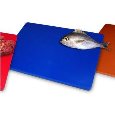 Доска разделочная голубая (50x30x2 см) FoREST 433520