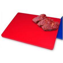 Доска разделочная красная (50x30x2 см) FoREST 443520