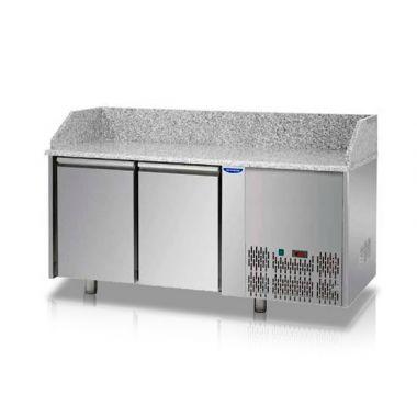Холодильный стол для пиццы Tecnodom PZ 02 EKO GN 2 двери