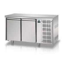 Морозильный стол 2 двери Tecnodom TF 02 MID BT AL