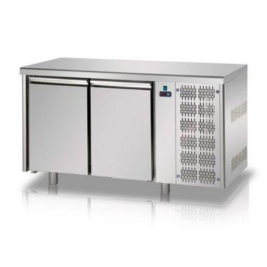 Морозильный стол Tecnodom TF 02 MID BT AL 2 двери