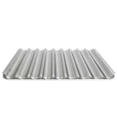 Противень алюминиевый багетный, 9 волн 60х80 Bassanina