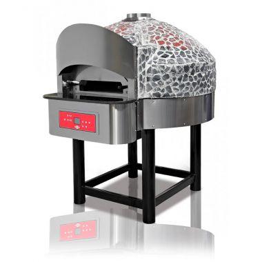 Печь для пиццы ротационная газовая Altezoro EMP.SPO.04
