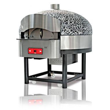 Печь для пиццы ротационная газовая Altezoro EMP.SPO.02