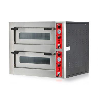 Печь для пиццы Altezoro EMP.4+4