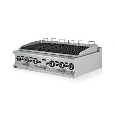 Вапо-гриль газовый Altezoro EMP.7LG030-S
