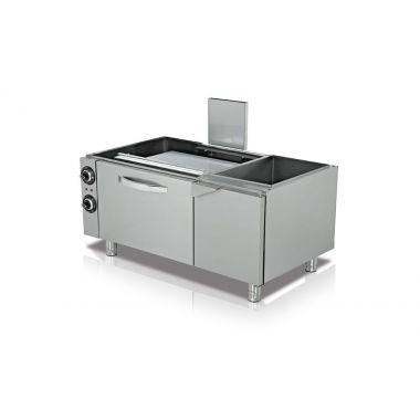 Духовка-подставка газовая Altezoro EMP.7FRG02