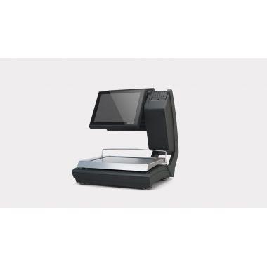 Компьютерные весы с печатью этикетки BIZERBA KH II 800 Pro+7 экран покупателя