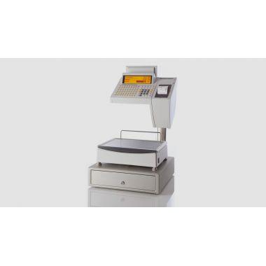 Весы с печатью этикетки  Bizerba SC II 800 с 7' экраном покупателя