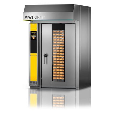 Ротационная печь электрическая 600х800 MIWE roll-in e+3.0