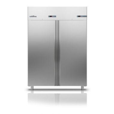 Комбинированный холодильно-морозильный шкаф Coldline Master Combi A140/2MB GN2/1 2 двери