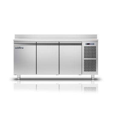 Морозильный стол Coldline Master GN1/1 TA17/1B 3 двери