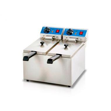 Фритюрница электрическая EWT INOX EF062