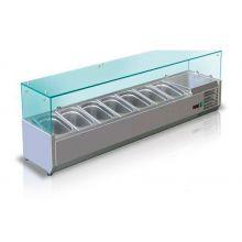 Витрина охлаждаемая настольная Rauder SRV 2000/330