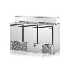 Стол холодильный TECNODOM SL 03 VD 3 двери