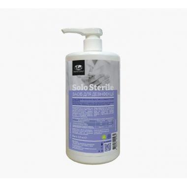 Дезинфицирующее средство SOLO sterile PRIMATERRA CR203005