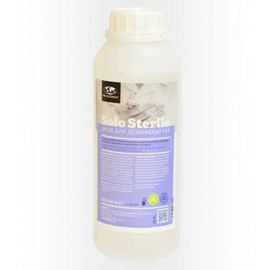 Дезинфицирующее средство (гель для рук) SOLO sterile PRIMATERRA CR203104