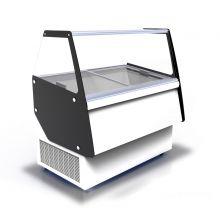 Витрина для мягкого мороженого Crystal ATHENA 13