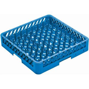 Кассета для тарелок Sunnex 64 секций 500х500х100 мм 11064