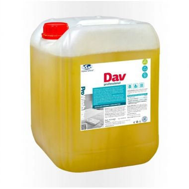 Жидкое средство для стирки DAV Professional PRIMATERRA WS200208