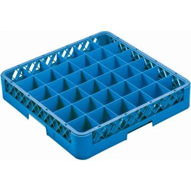 Кассета для стаканов Sunnex 36 секций 500х500х100 мм 11360