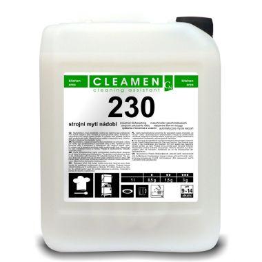 Моющее средство для посудомоечных машин CLEAMEN 230 5л