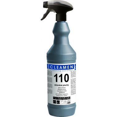 Средство для мытья стёкол CLEAMEN 110 1л