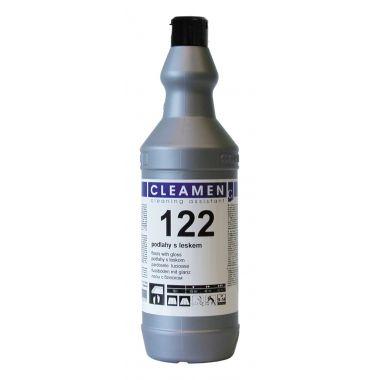 Средство для мытья полов CLEAMEN 122 1л