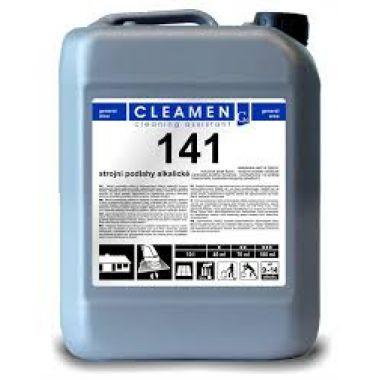 Средство для машинного мытья полов CLEAMEN 141 5л