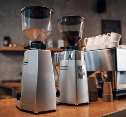 Кофемолки профессиональные