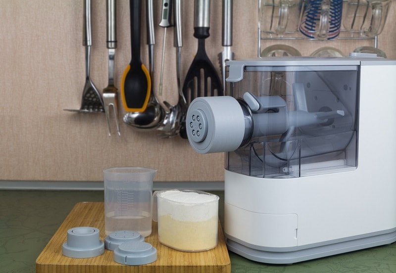 Машины для приготовления свежих макаронных изделий
